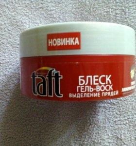 Гель- воск для волос Taft