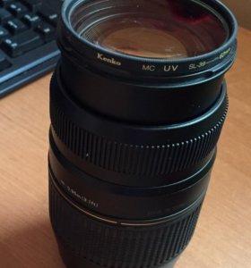 Объектив Tamron AF70-300мм F/4-5.6 для Canon