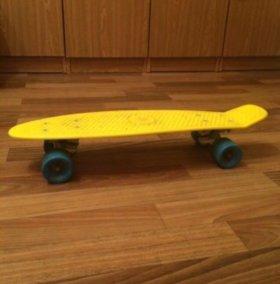 Penny board, пенни борд, скейт