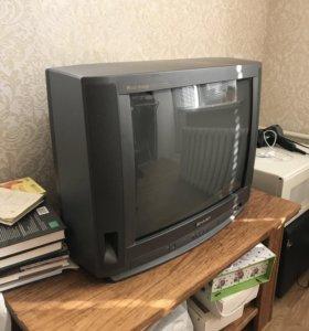 Японский телевизор Sharp