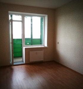 Квартира, 1 комната, 37.3 м²