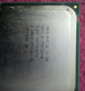 Процессор+ охлаждение