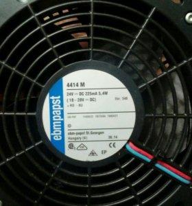 Вентилятор 24вольта