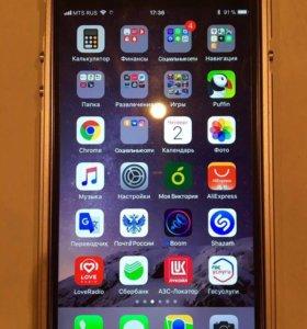iphone 6s plus 128GB Обмен на Samsung s8+:not 8