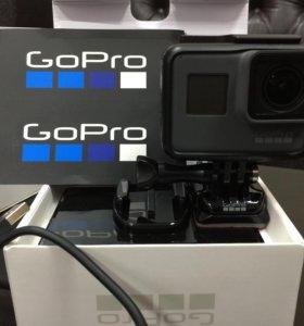GoPro HERO5 +стабилизатор