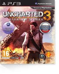 Игра на PS3 Uncharted 3: Иллюзия Дрейка