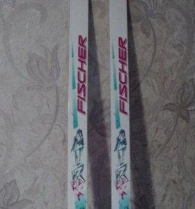 Лыжи Беговые Fisher