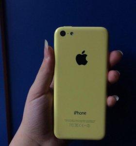 iphone 5c на 16 гб (ОБМЕН НЕ НУЖЕН)