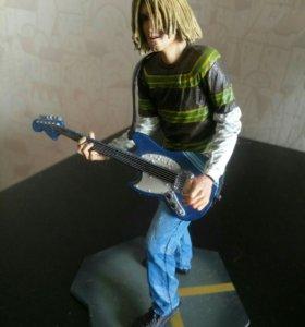 Kurt Cobain (Курт Кобейн ) фигурка Neca