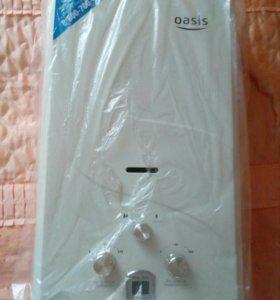 Газовый проточный водонагреватель QR-16