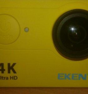 Екшен камера Eken 4K