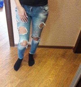 Турецкие джинсы 42-44