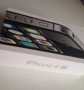 iPhone 4s black 8GB