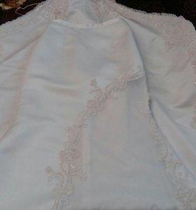 Свадебное платье. Рыбка.