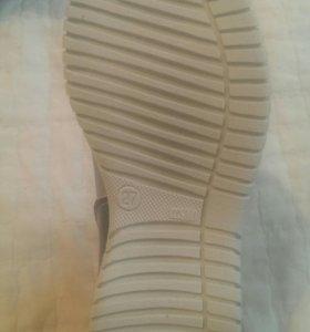 Ортопедическая обувь. Новая