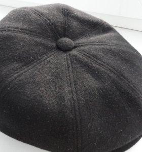 Продам новую мужскую кепку кашемировую