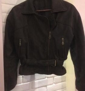 Куртка косуха из нат кожи