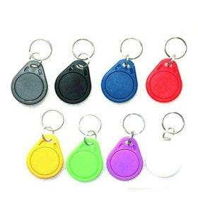 Ключи (заготовки) для домофона UID RFID 13.56 мГц
