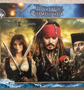Пазл Пираты Карибского моря (500 деталей)