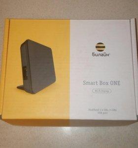 Роутер Билайн Smart Box One новый