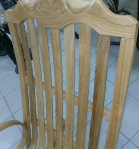 Кресло-качалка(резная)
