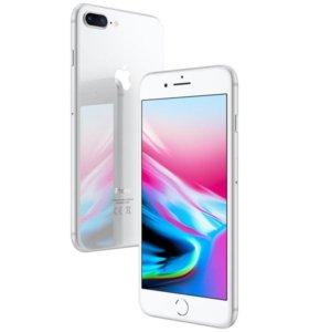 Смартфон Apple iPhone 8 64GB Silver, MQ6H2RU/A