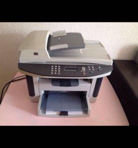 Принтер-сканер-копир, многофункциональное устр-во