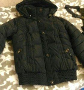 Новая куртка 46