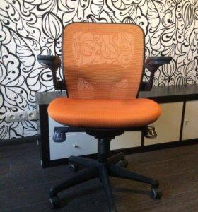 Офисное кресло сетка, компьютерный стул
