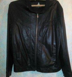 Куртка кож-зам.р50-52