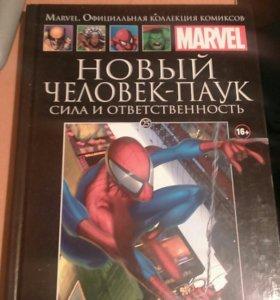"""Комикс """"новый человек паук"""""""