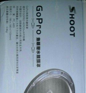 Shoot 6 дюймов подводный купол для GoPro Hero 4 3