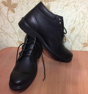 Ботинки для солдат и матросов