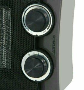Тепловентилятор керамический Scarlett SC - FH53K02