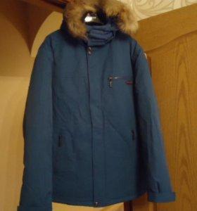 Продаётся куртка-АЛЯСКА,новая,(про-во Москва)