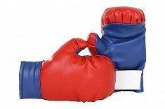 Перчатки боксерские игровые