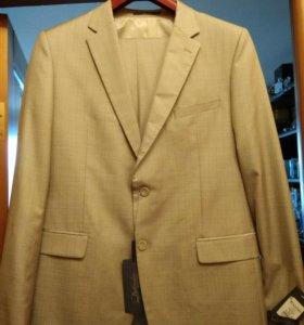 Новый мужской костюм 56 р-р 188 рост