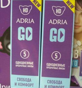 Линзы Adria -1.25