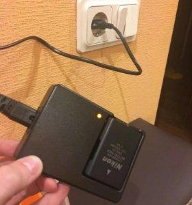 Зарядное устройство для фотоаппаратов Nikon MH-24