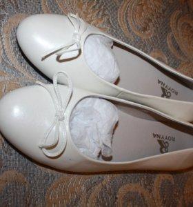 балетки новые