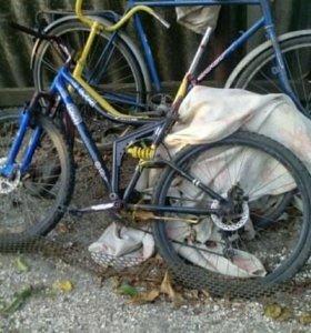 Спортивный Велосипед Viking
