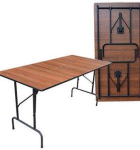 Складной стол банкетный