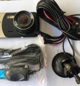 Видеорегистратор на 2-ве камеры
