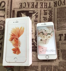iPhone 6s Rose, 32Гб