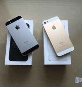 iPhone SE (оригинал Ростест)