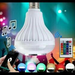 Led лампа с BLUETOOTH,USB и светомузыкой