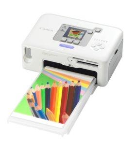 Принтер портативный Canon Selphy CP720