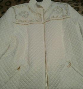 Куртка (ж) стеганная. (ТУРЦИЯ)