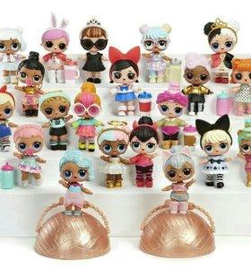 Куклы ЛОЛ , куклы LOL