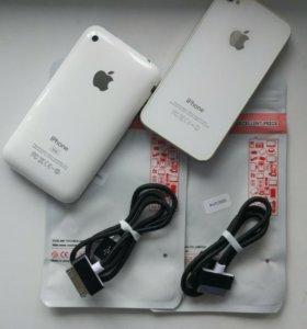 30pin кабель. Для iPhone 3, 3gs, 4, 4s.